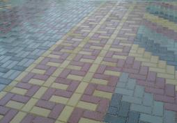 тротуарной плитки Брусчатка