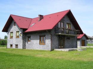 дом из блока